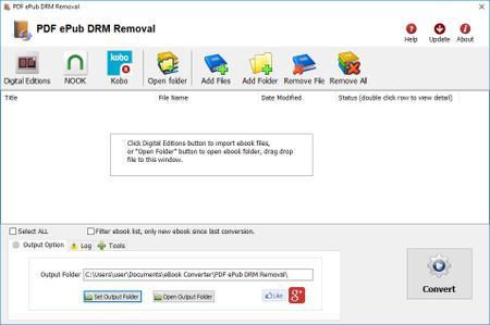 PDF ePub DRM Removal 4.19.406.3657