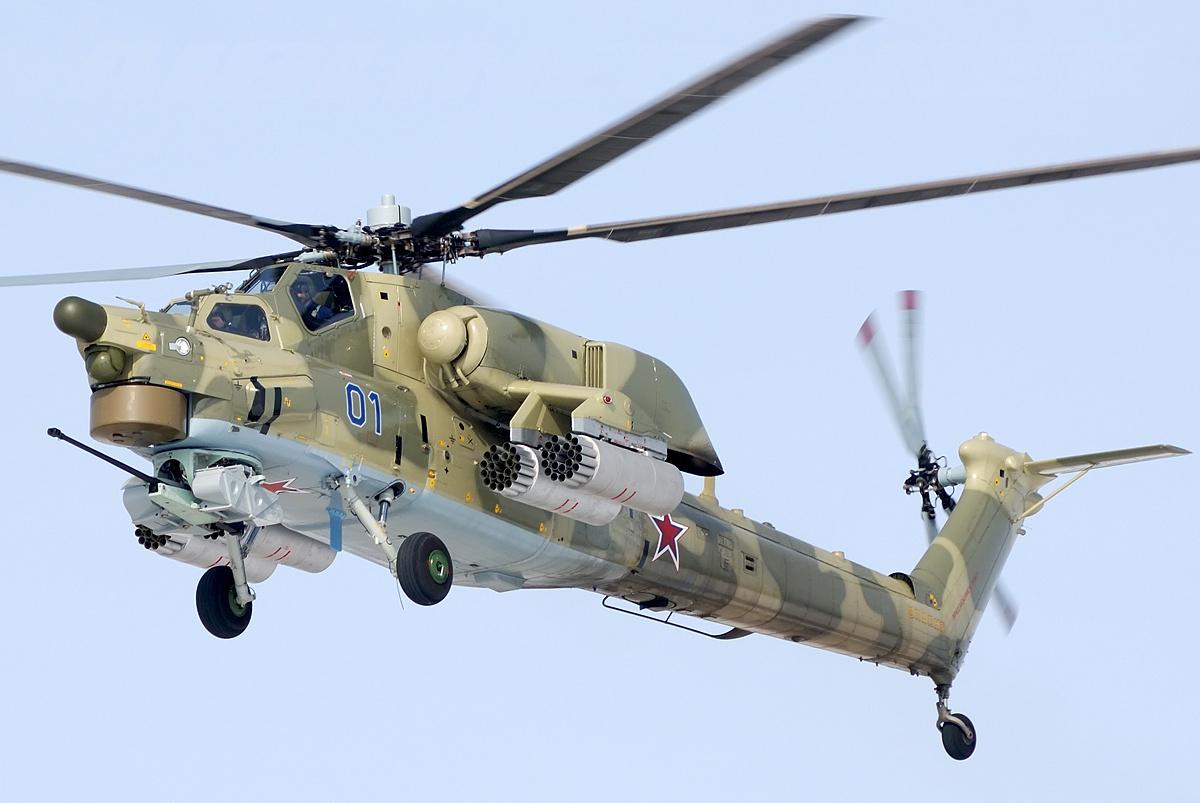 Ми-28 Havoс