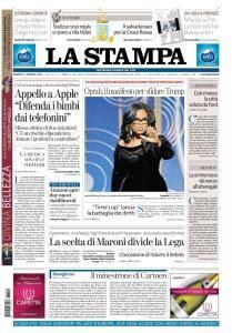 La Stampa Imperia e Sanremo - 9 Gennaio 2018