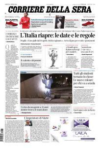 Corriere della Sera - 17 Aprile 2021