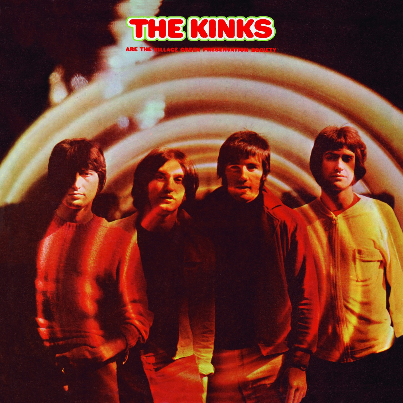 The Kinks - The Kinks Are The Village Green Preservation Society (2018 Stereo Remaster) (1968/2018) [Official Digital Download]