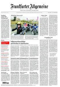 Frankfurter Allgemeine Zeitung F.A.Z. - 14. Mai 2018