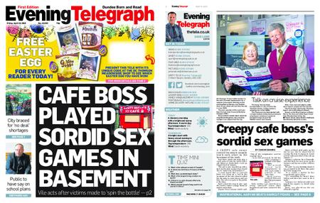 Evening Telegraph First Edition – April 19, 2019