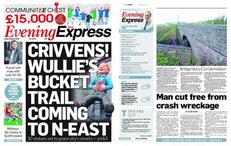 Evening Express – October 05, 2018