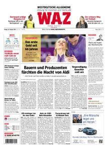 WAZ Westdeutsche Allgemeine Zeitung Oberhausen-Sterkrade - 16. Februar 2018
