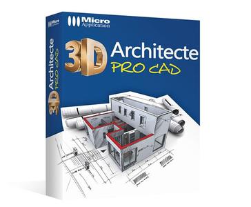 3D Architecte ProCAD Suite 18