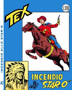 Tex - Volume 42 - Incendio Allo ''Star O'' (Araldo)