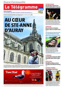 Le Télégramme Ouest Cornouaille – 26 juillet 2019