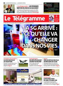 Le Télégramme Landerneau - Lesneven – 18 novembre 2020