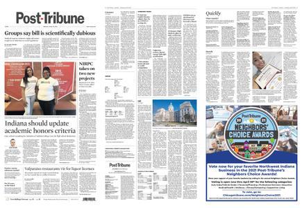 Post-Tribune – April 19, 2021