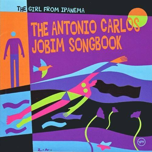 VA - The Girl From Ipanema: The Antonio Carlos Jobim Songbook (1995) Repost