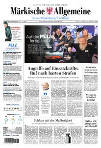 Neue Oranienburger Zeitung - 19. November 2018
