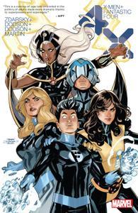 X Men Fantastic Four 4X (2020) (Digital) (Kileko Empire