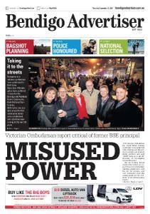 Bendigo Advertiser - September 13, 2018