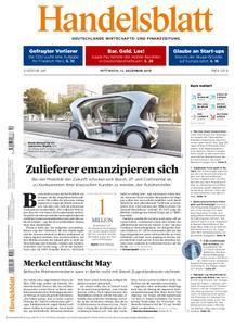 Handelsblatt - 12. Dezember 2018