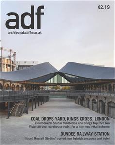 Architects Datafile (ADF) - February 2019