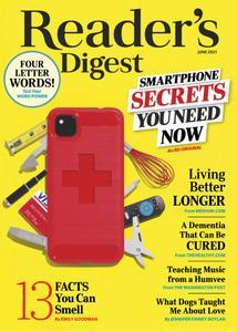 Reader's Digest USA - June 2021