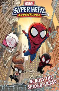 Marvel Super Hero Adventures Spider Man Across the Spider Verse 001 2019 Digital Zone Empire
