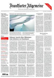 Frankfurter Allgemeine Zeitung F.A.Z. - 10. September 2019
