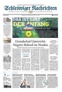 Schleswiger Nachrichten - 29. Januar 2018