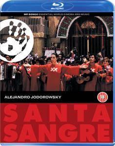Santa Sangre (1989) Holy Blood