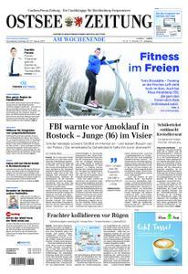 Ostsee Zeitung Wolgast - 26. Januar 2019