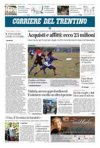 Corriere del Trentino - 11 Novembre 2017