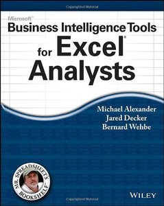 Microsoft Business Intelligence Tools for Excel Analysts (repost)