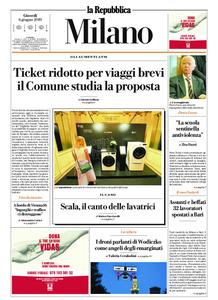 la Repubblica Milano – 06 giugno 2019