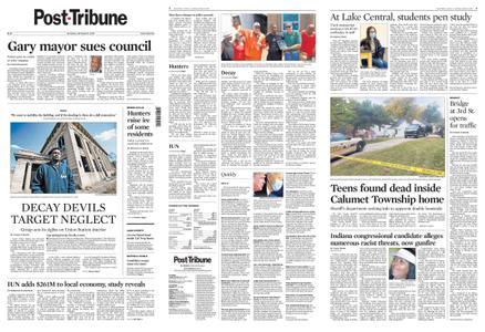 Post-Tribune – October 17, 2020