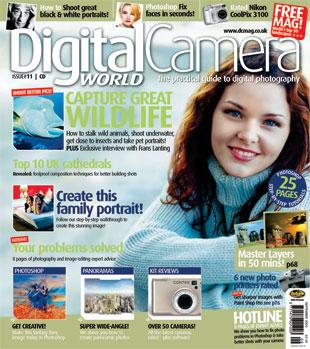 Digital Camera World Magazine One-Year-Pack 2002-2003