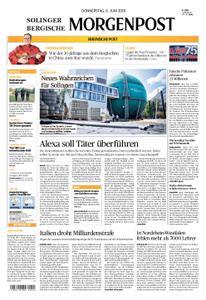 Solinger Morgenpost – 06. Juni 2019