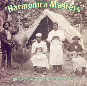 Classic recordings from 1920-30 - Harmonica Masters