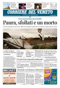 Corriere del Veneto Vicenza e Bassano – 30 ottobre 2018