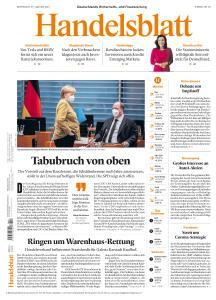 Handelsblatt - 27 Januar 2021