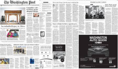 The Washington Post – January 30, 2018
