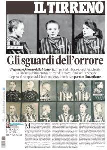 Il Tirreno Livorno - 27 Gennaio 2021