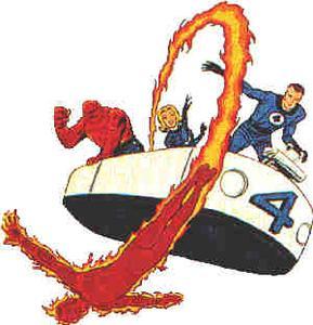 Fantastic Four Volume 1 Annuals