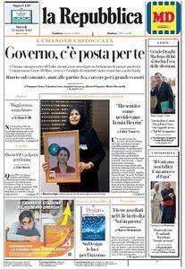 la Repubblica - 22 Ottobre 2019
