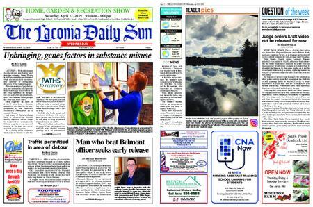 The Laconia Daily Sun – April 24, 2019