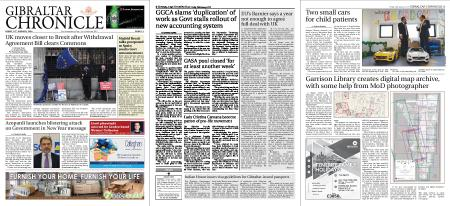 Gibraltar Chronicle – 10 January 2020