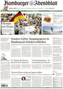 Hamburger Abendblatt - 24 Juli 2021
