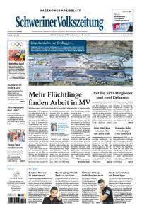 Schweriner Volkszeitung Hagenower Kreisblatt - 20. Februar 2018