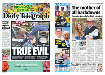 The Daily Telegraph (Sydney) – June 09, 2018