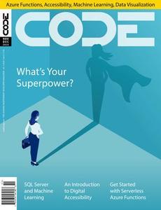 CODE Magazine - November-December 2019