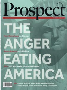 Prospect Magazine - November 2016