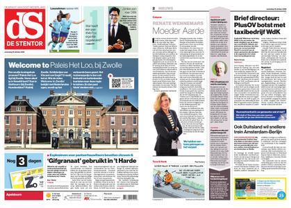 De Stentor - Apeldoorn – 10 oktober 2018