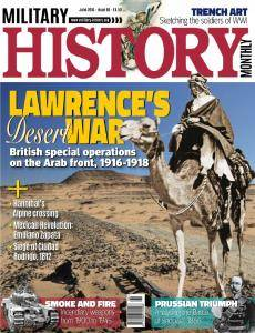 Military History Monthly - June 2016