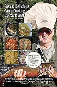 Easy and Delicious Camp Cooking Trip Pocket Guide [Repost]