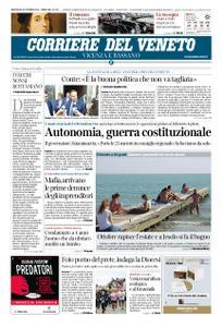 Corriere del Veneto Vicenza e Bassano – 23 ottobre 2019